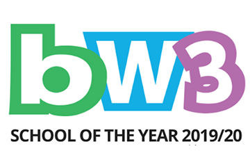 BW3 School of the Year Logo